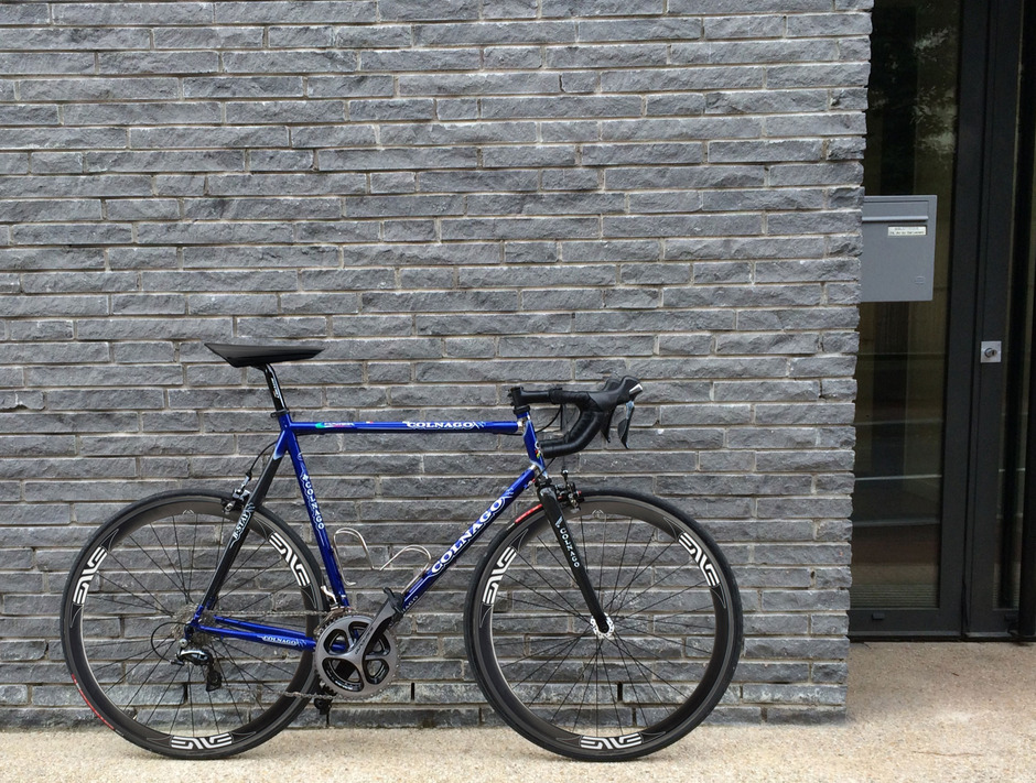 Dura Ace 9000 >> Colnago Master B-stay (sold) - Pedal Room
