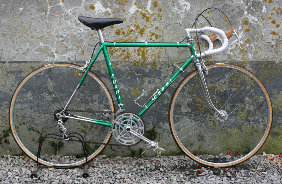 60 S Coppi Fiorelli Pedal Room