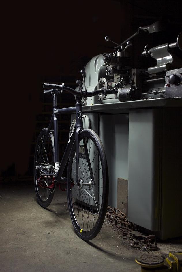 Crew Bike Co District Pedal Room