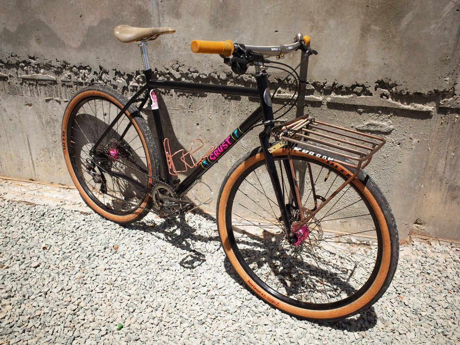 Crust Bikes Evasion Pedal Room