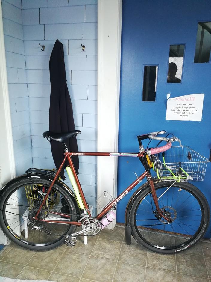 Crust Romanceur Pedal Room