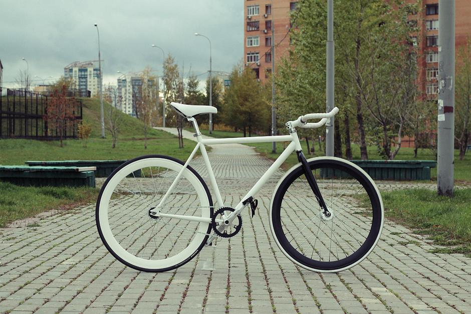 Custom Create Bike Pedal Room