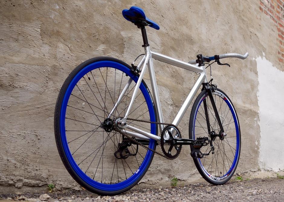 Dawes Sst Al Silver Blue Pedal Room