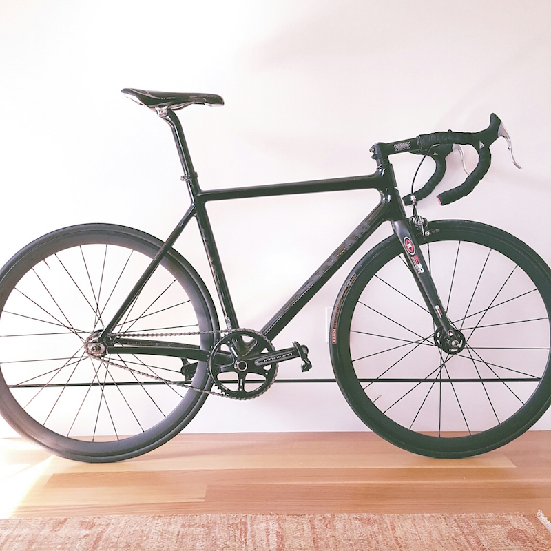 Dolan carbon fixed gear - Pedal Room