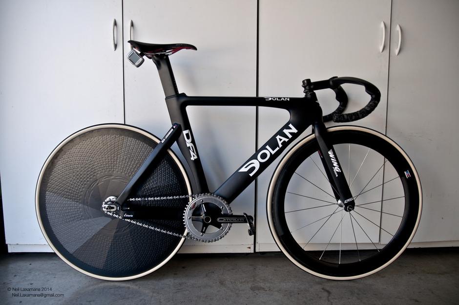 Carbon Track Frame