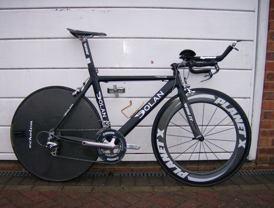 Rim Shop Near Me >> Dolan Freccia tt bike - Pedal Room