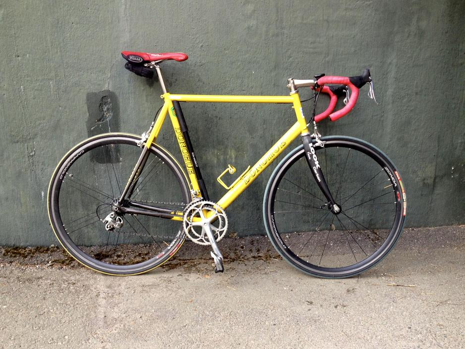 Donohue 853 Millennium - Pedal Room