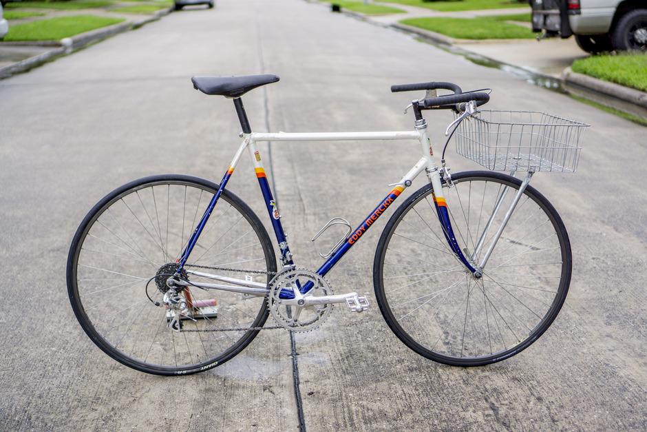 Eddy Merckx 10th Anniversary Pedal Room