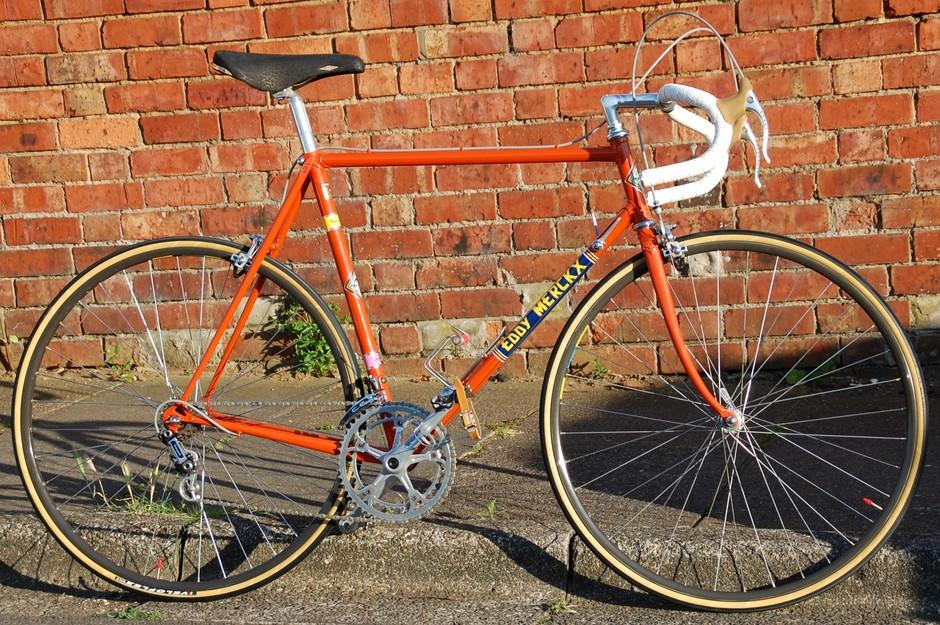 Eddy Merckx Molteni Replica Pedal Room