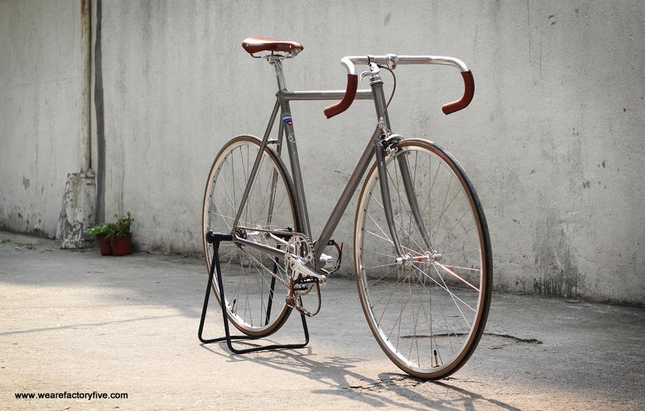 How To Polish Chrome >> F5 Pista Raw : Trevor - Pedal Room
