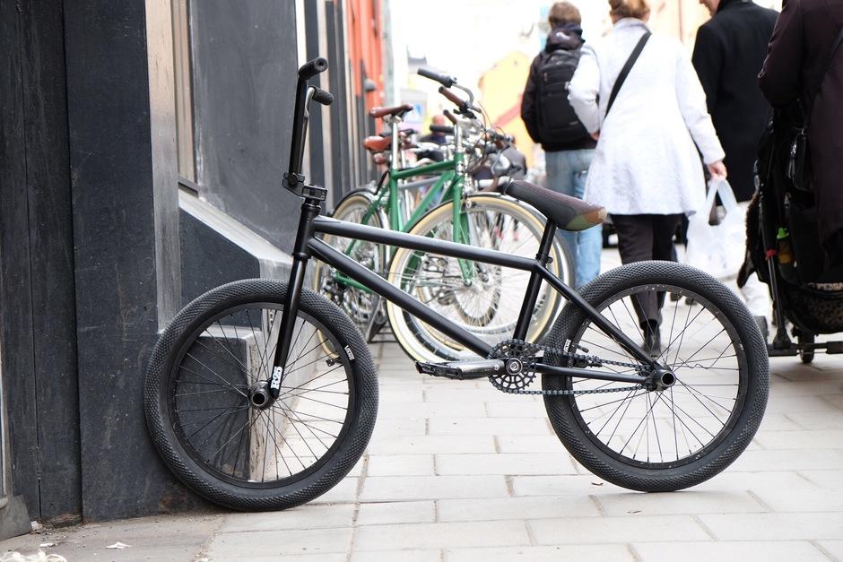 Flybikes Geo Bmx Pedal Room