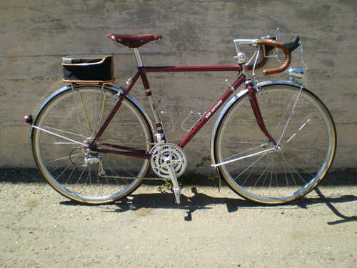 Gazelle bicycle key generator