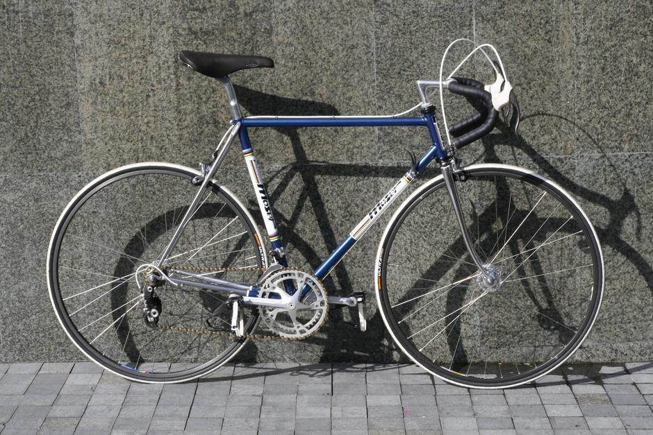 Francesco Moser Road Pedal Room