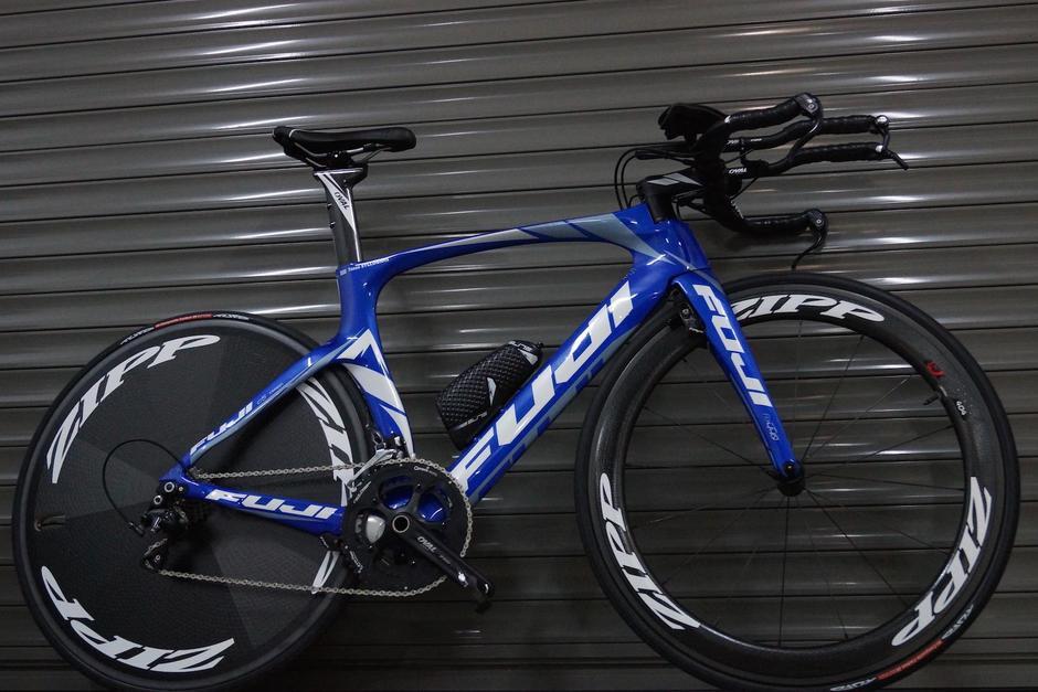 Fuji Norcom Straight 2 1 2014 Pedal Room