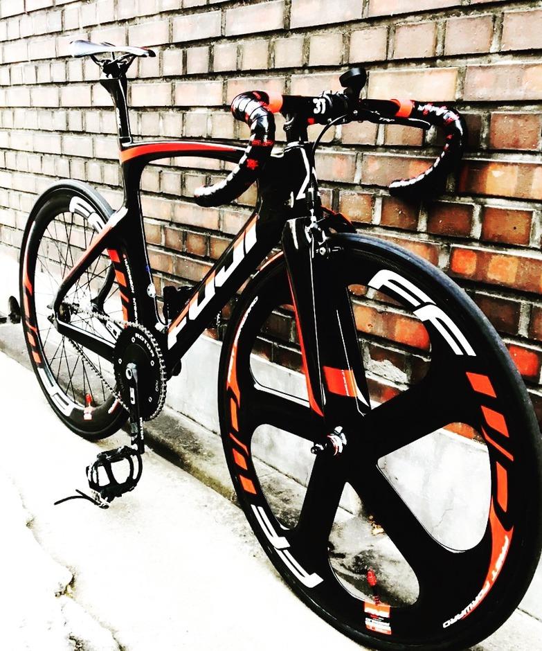 Fuji Track Elite 2017 In South Korea Pedal Room