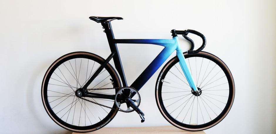 Galaxy Fuji Track Pro Pedal Room