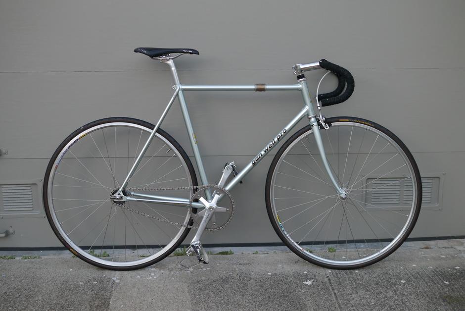 Gan Well Pro Njs Track Bike For Sale Pedal Room