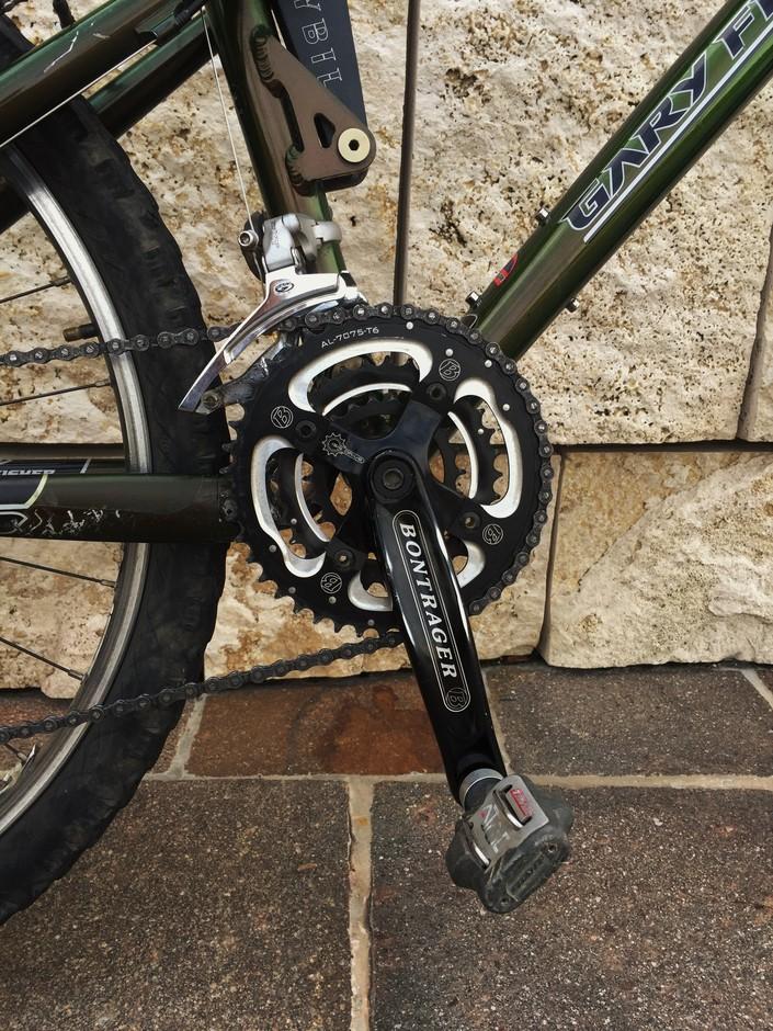 Mountain Bike Crankset >> Gary Fisher Sugar 2+ - Pedal Room