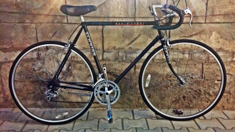 Ghost Se8000 Schwinn World Sport Pedal Room