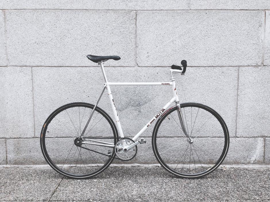 Gianni Motta Personal Pedal Room