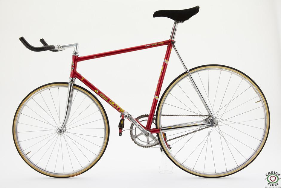 Gianni Motta Pista Inseguimento Pedal Room
