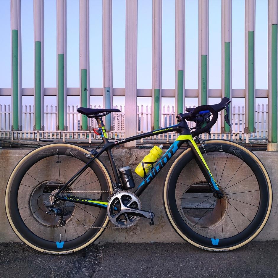 Bike Room Giant Tcr Advanced
