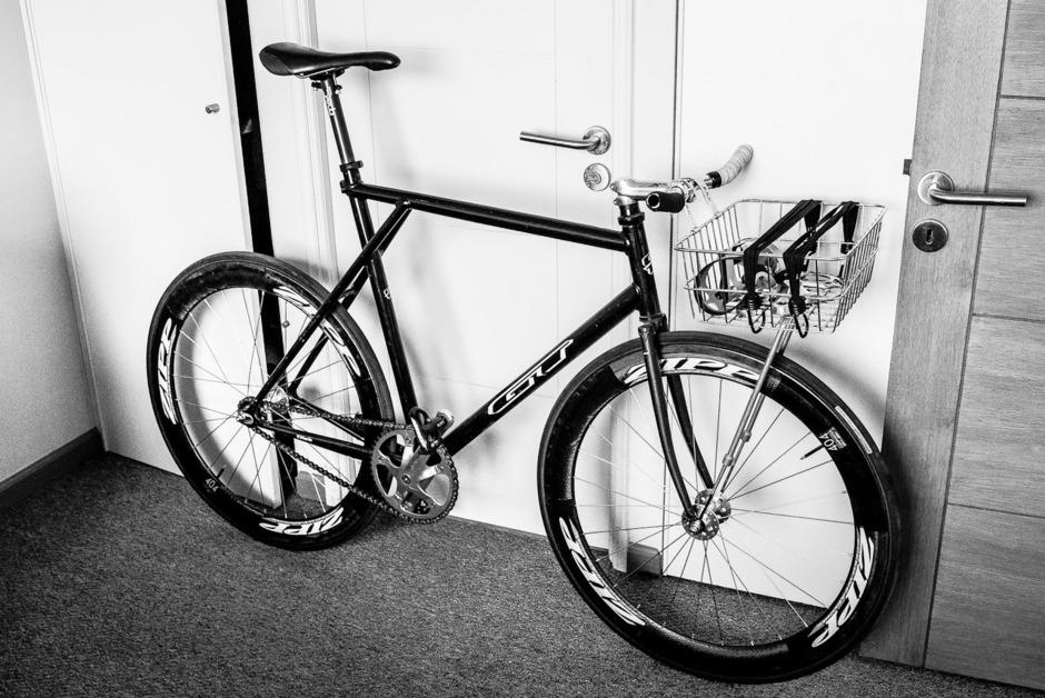 GT Pulse Kinesis - Pedal Room