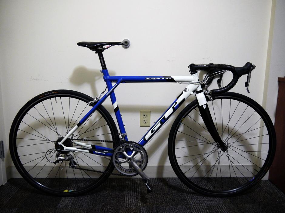 GT zr3000 road bike  Pedal Room