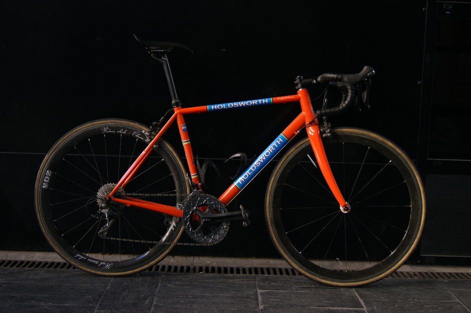 On One Bikes >> Holdsworth Competition - Pedal Room
