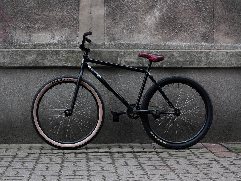 ILL Bike FGFS - Pedal Room