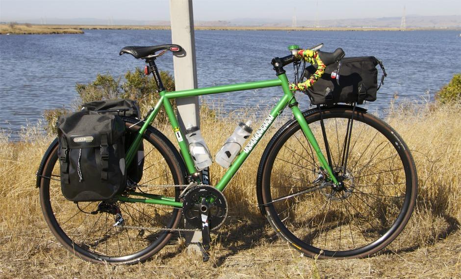 Bicycle Touring Bikes