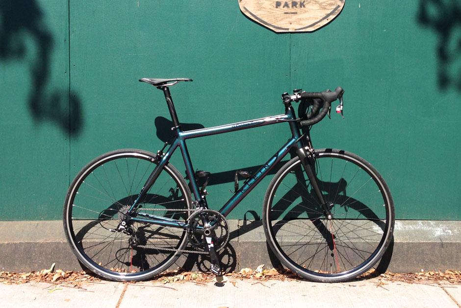 Klein Q Carbon Quot Plum Crazy Quot 2003 Pedal Room