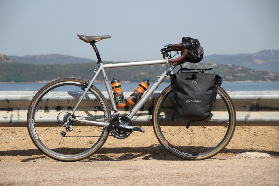 Lapierre Custom Cyclocross Gravel Pedal Room