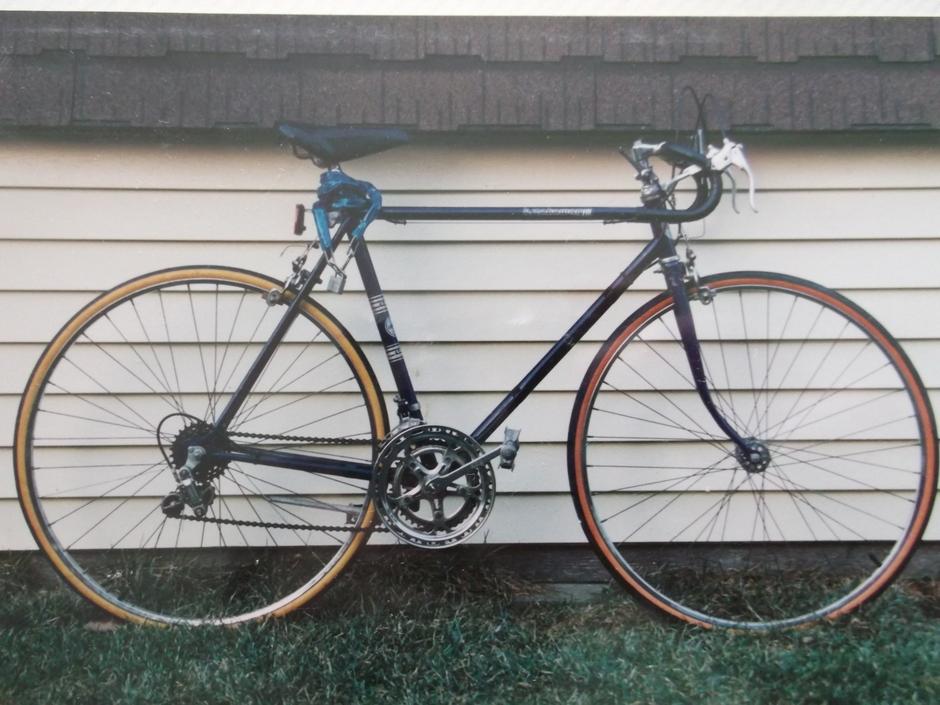 1970 S Eaton S Road Bike Pedal Room