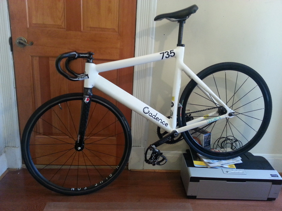2011 Leader 735 - Pedal Room