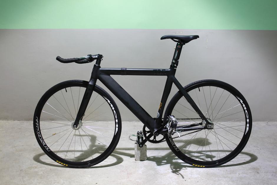 Leader 735 TR 2013 - Pedal Room