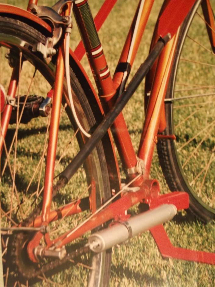 1999 Lever Drive Bike Pedal Room