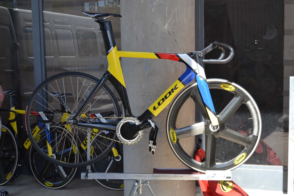 Look L96 X Kevin Sireau Pedal Room