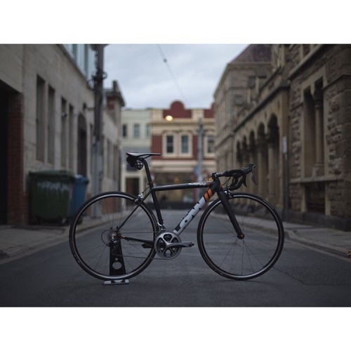 Low Mk1 Road Bike Pedal Room