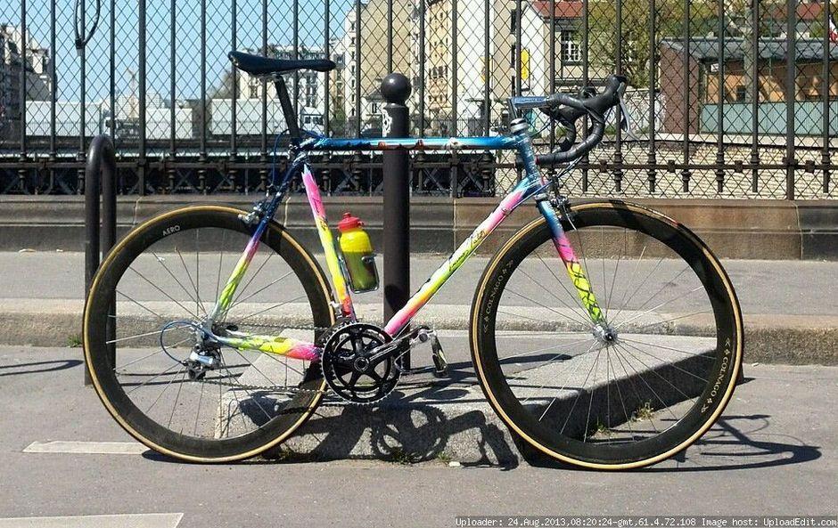Luciano Paletti Disco bike
