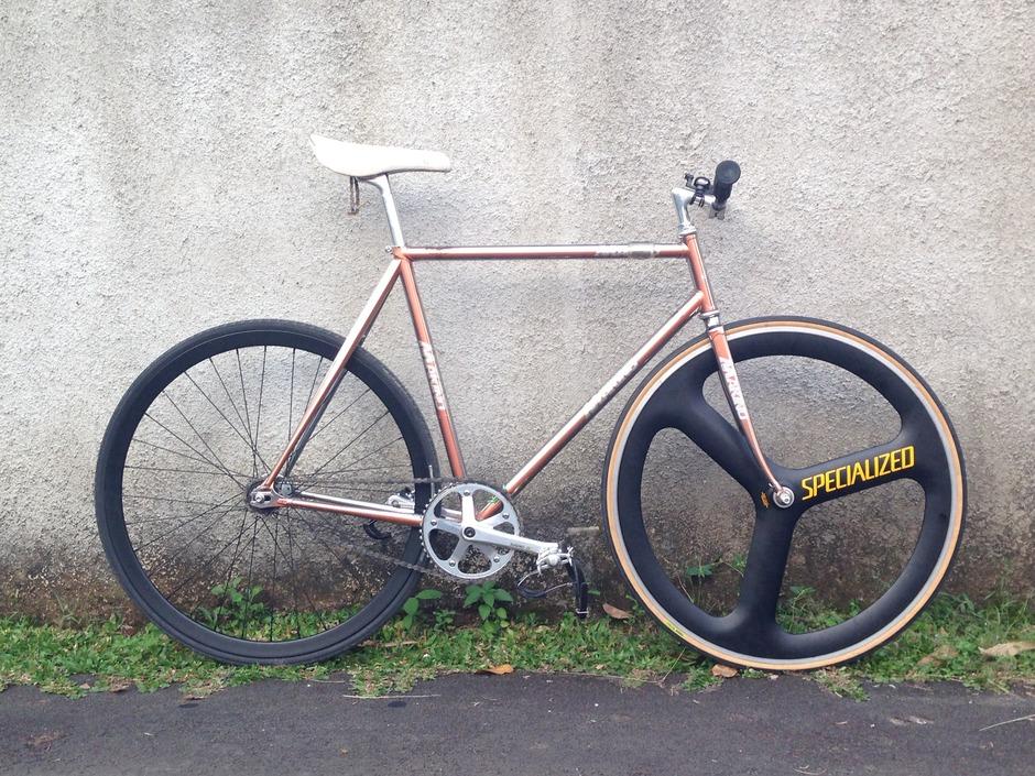 Makino NJS bronze chrome - Pedal Room