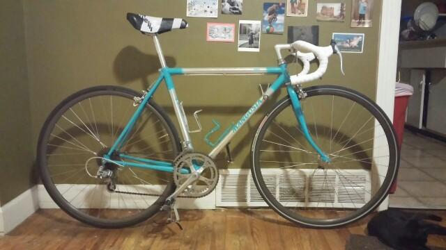 Mangusta 3000 Road Bike 1982