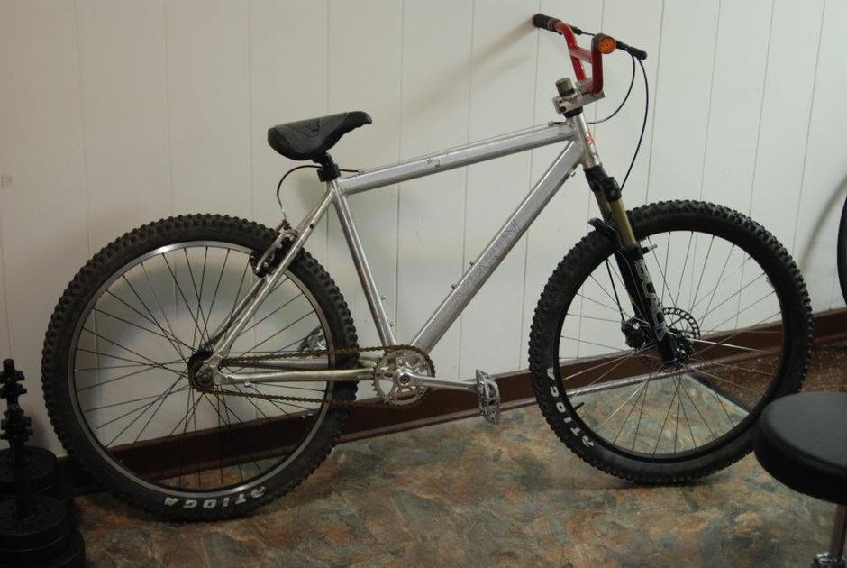 Mountain Bike Crankset >> Marin SS MTB - Pedal Room