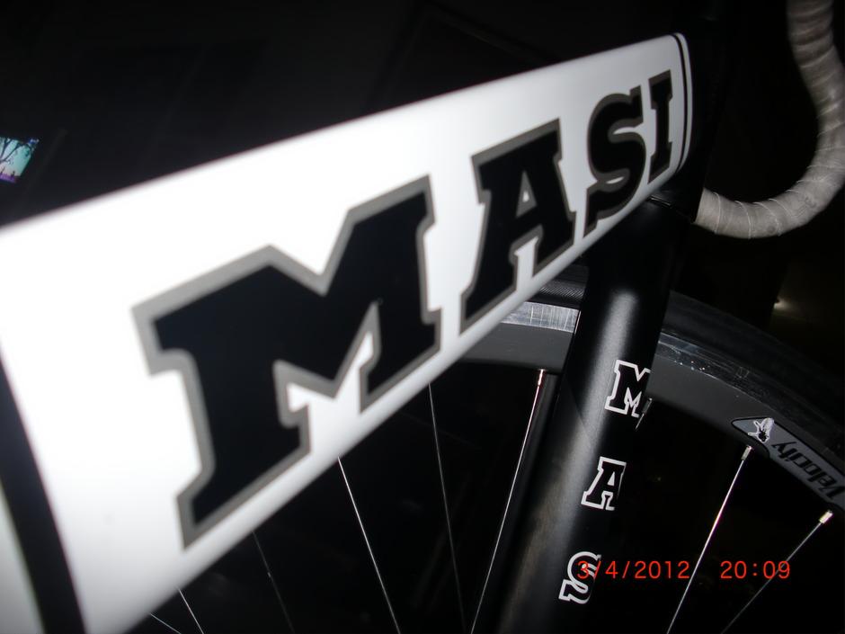 MASI BIKE COLTELLO ALUMINIUM BY MARCO - Pedal Room