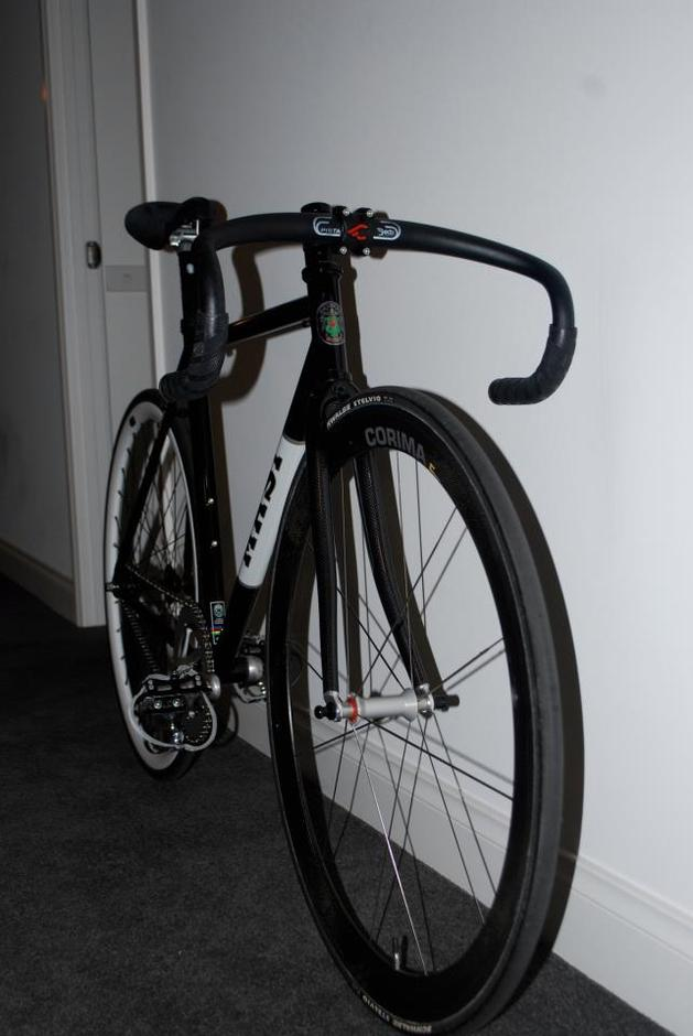 Masi Speciale Fixed 2010 - Pedal Room