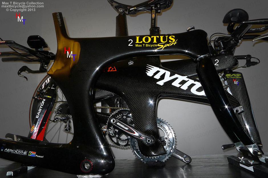 Max T Bicycle 5 Lotus Hotta Cat Cheetah Pedal Room