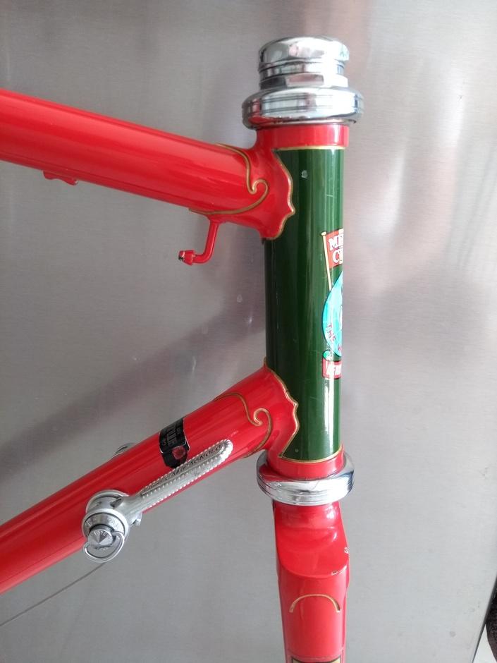 Mercian Superlight - Reynolds 531c - Pedal Room