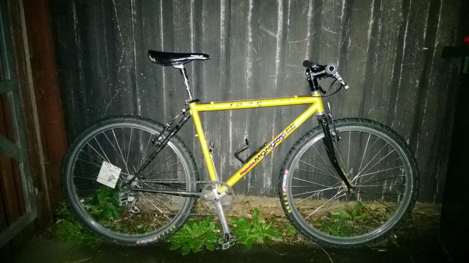 Mountain Bike Crankset >> Mongoose IBOC '93(?) - Pedal Room