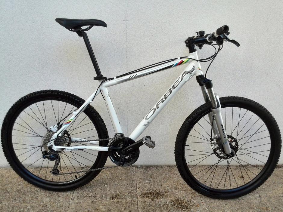 2011 MTB Orbea Sate (for sale) - Pedal Room