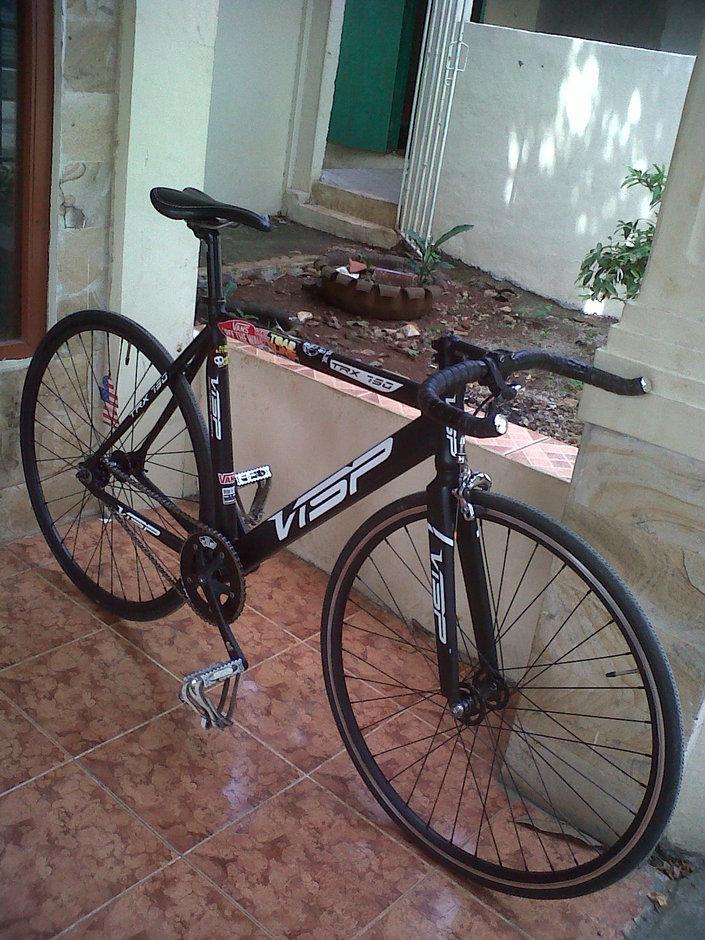 VISP TRX 790 - Pedal Room